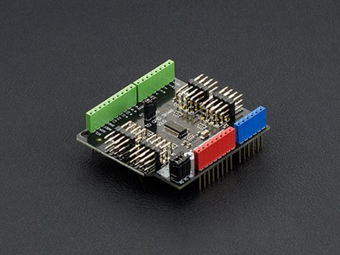 IIC TO GPIO shield V2.0