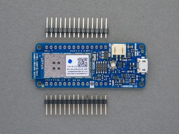 Genuino mkr1000 headers