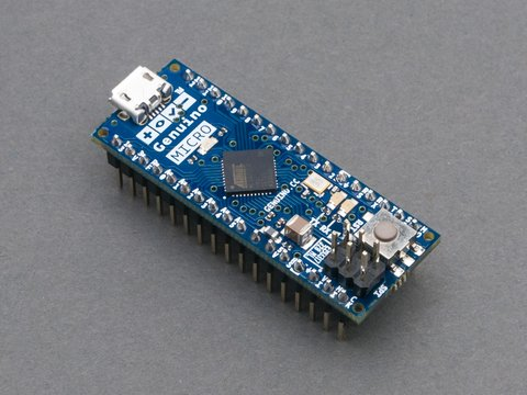 Genuino  Micro by arduino.cc