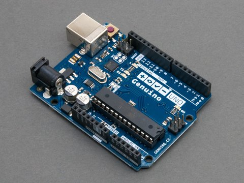 Genuino Uno R3 - Original Made in EU by arduino.cc