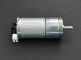 Metal dc geared motor w slash encoder 6v 300 7293331800