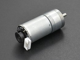 Metal dc geared motor w slash encoder 6v 300 9543374503