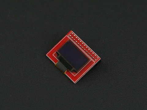 0.96 Inch OLED Display Module For Raspberry Pi