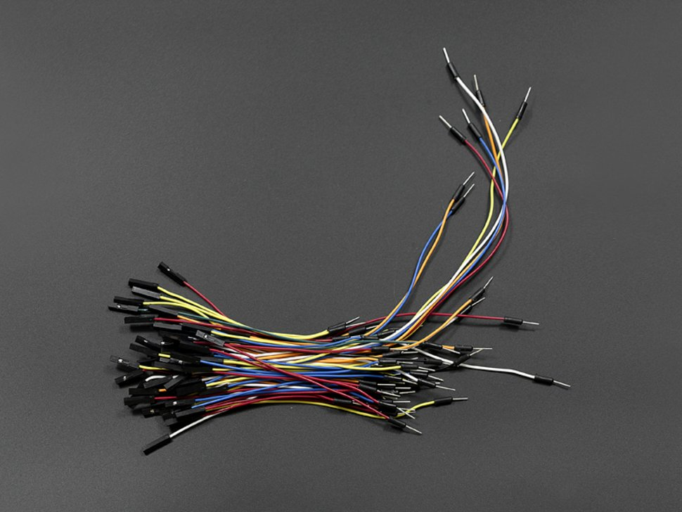 Jumper wires f slash m 65 pack 198698760