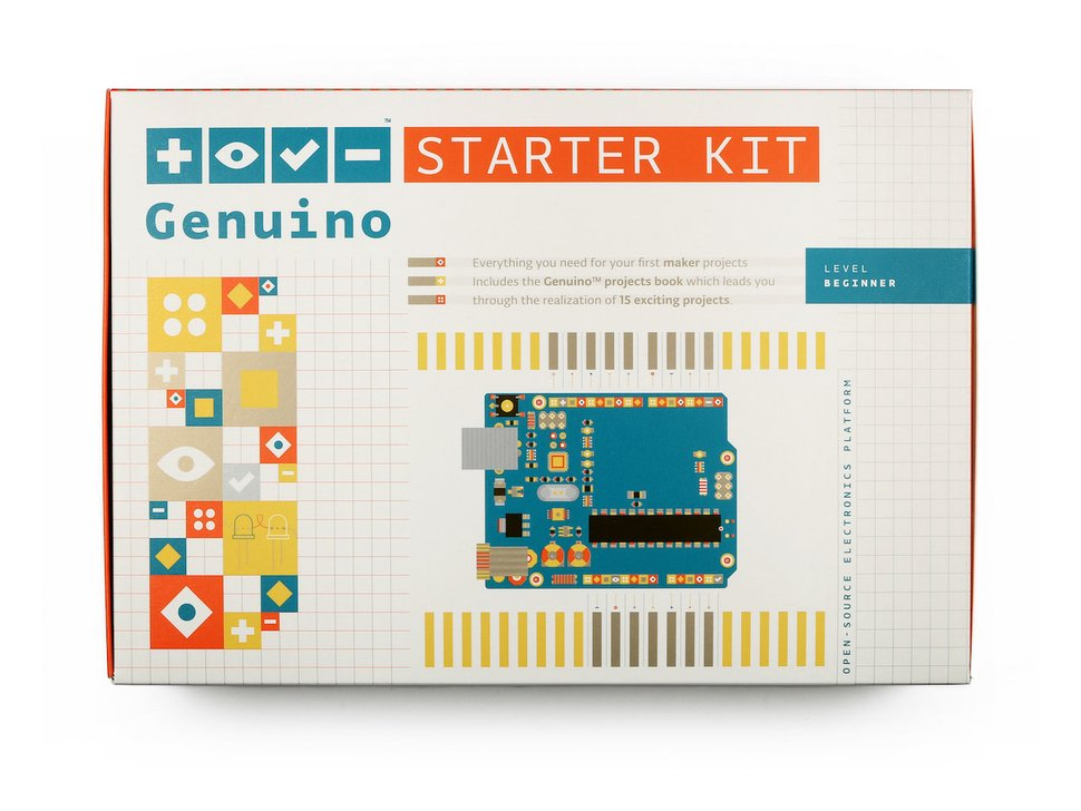 Genuino starter kit by arduino dot cc in india