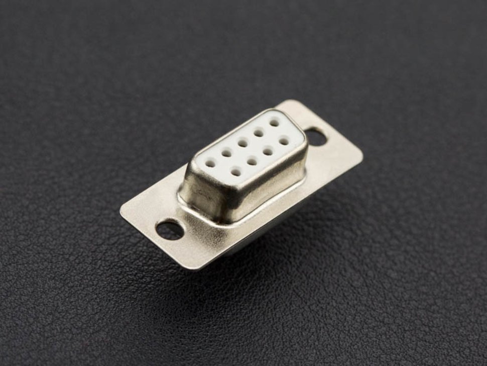 Db9 female connector for rs232 slash rs422 slash rs4 4631914556