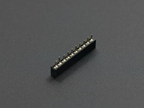 2mm 10pin XBee Socket