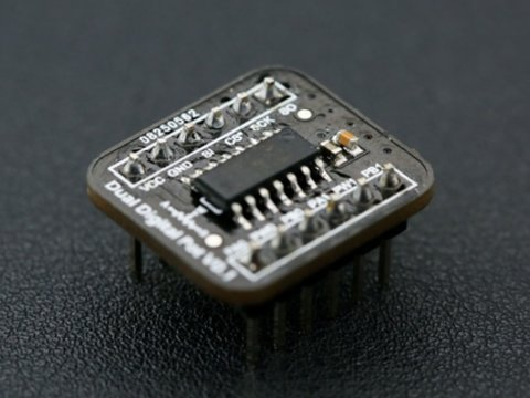 Dual Digital Potentiometer (100K)