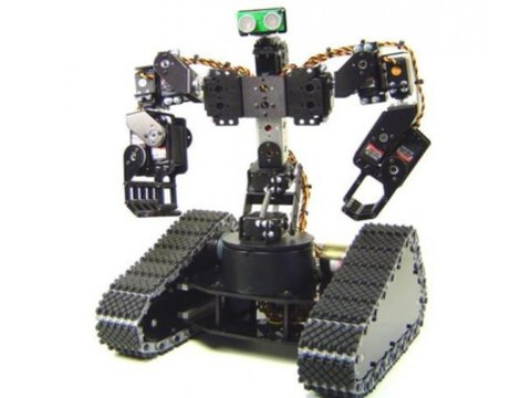 Johnny 5  Robot Kit
