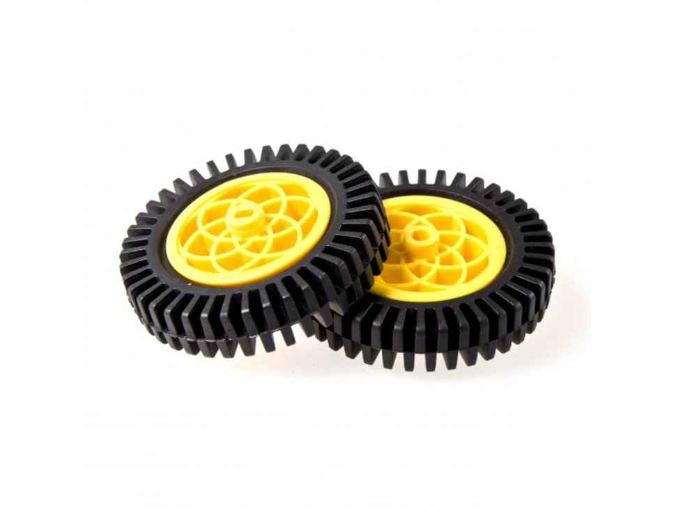 Rubber wheel compatible with servo and mo 6371914673