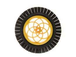Rubber wheel compatible with servo and mo 8688925280