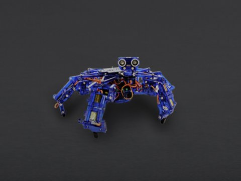 ArcBotics Robotics Hexapod Kit