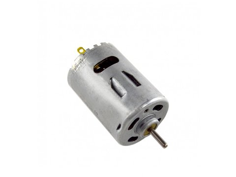 R540 6-12V 15000 RPM Brushed DC Motor
