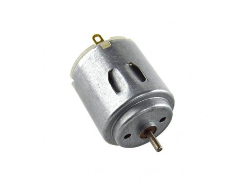 R260 3-6V 12000 RPM Brushed DC Motor