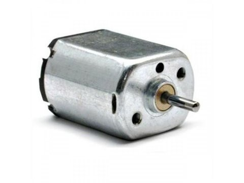 Brushed DC Motor (RM1A)