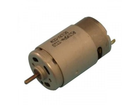 Banebots 12V 15500rpm, 16.65oz-in (stall) RS-395 Brushed DC Motor