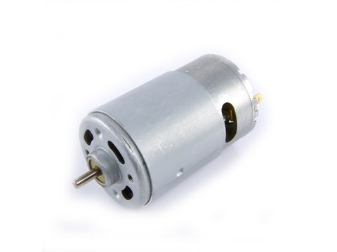 Banebots RS-555 12V 7750 RPM Brushed DC Motor