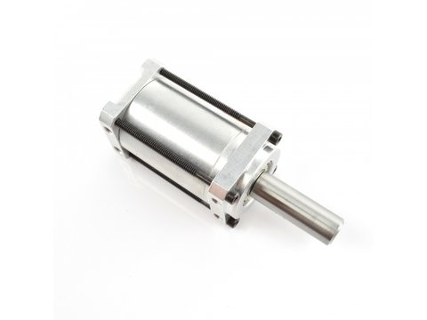 """Banebots P60 Gearbox: 1.5"""" Shaft, RS-540/550 Mount, 256:1 (No Grease)"""