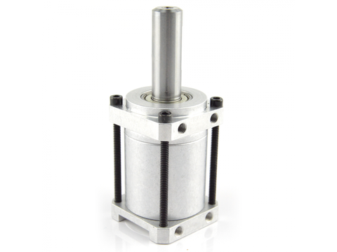 "Banebots P60 Gearbox: 1.5"" Shaft, RS-540/550 Mount, 16:1 (No Grease)"