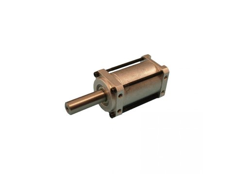 """Banebots P60 Gearbox: 1.5"""" Shaft, RS-500 Mount, 672:1 (No Grease)"""