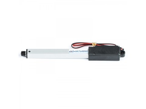 L16 Linear Actuator, 100mm, 63:1, 12V w/ Limit Switches