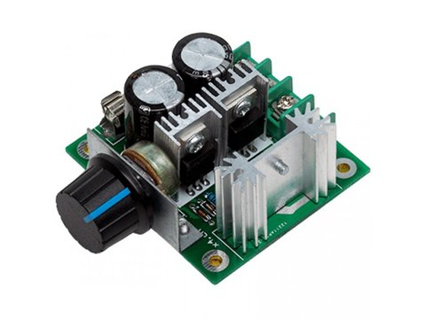 DC Speed Controller for Actuators