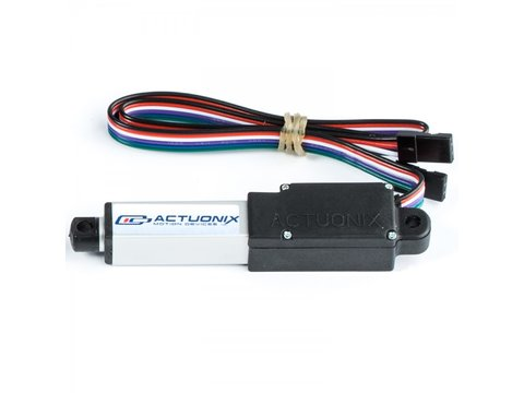 L12 Actuator 30mm 100:1 6V PLC/RC Control
