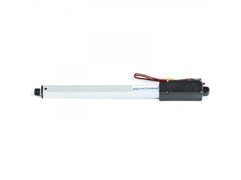 L16 Linear Actuator, 140mm, 150:1, 12V w/ Limit Switches