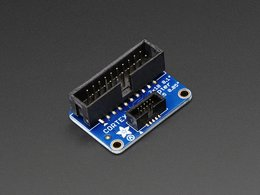 Jtag cable adapter board