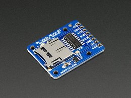 Microsd card breakout board plus number 1