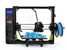 Lulzbot taz 6 3d printer number 5