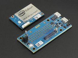 Intel r edison w slash mini breakout board 2