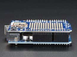 Adafruit bluefruit le shield bluetooth le for arduino 6