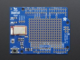 Adafruit bluefruit le shield bluetooth le for arduino 7