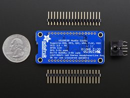 Vs1053 codec plus microsd breakout number 2