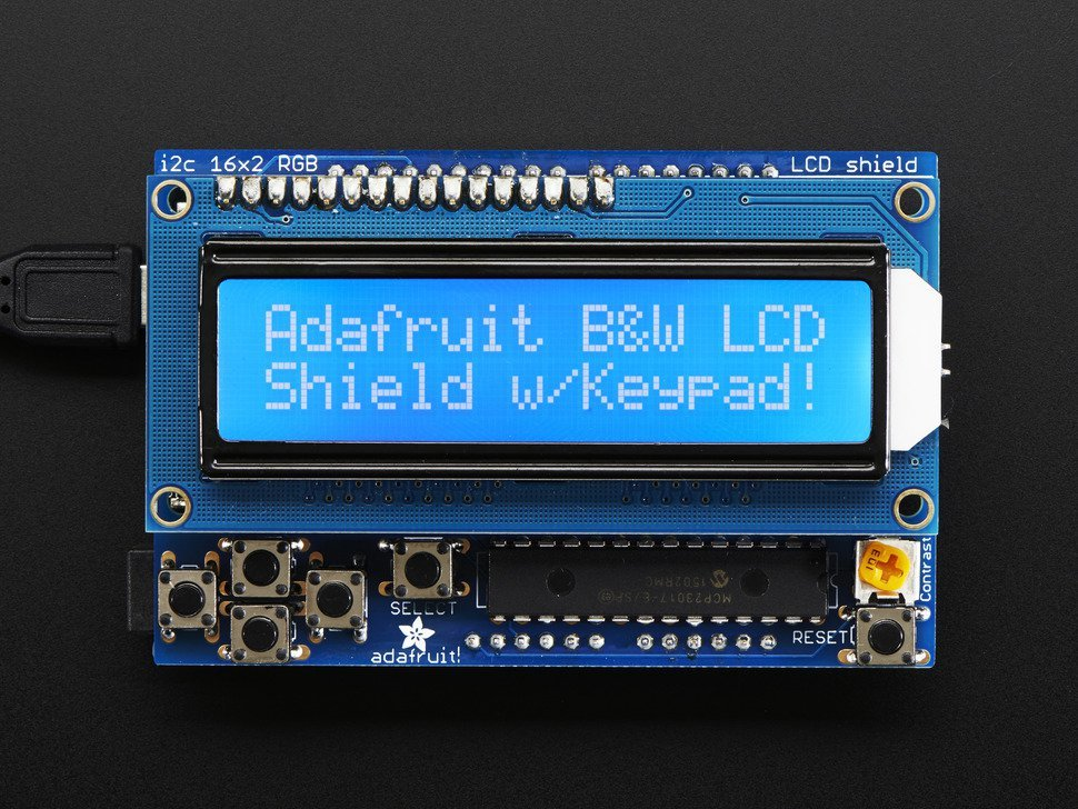 Lcd shield kit number 1