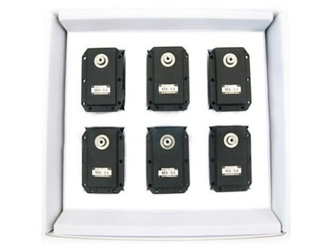 Dynamixel MX-64R Smart Serial Servo (6pk)