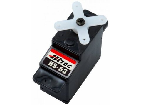 HS-53 Feather Nylon Gear Servo Motor