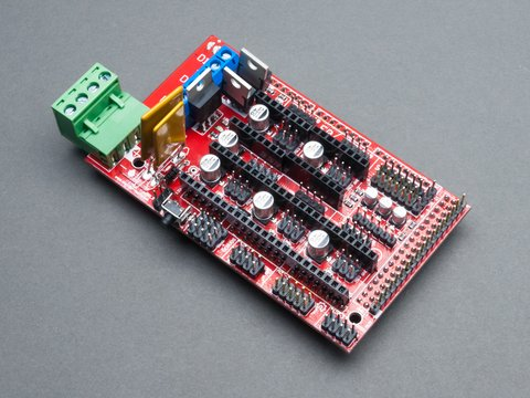 RAMPS 1.4 Shield for 3D Printers