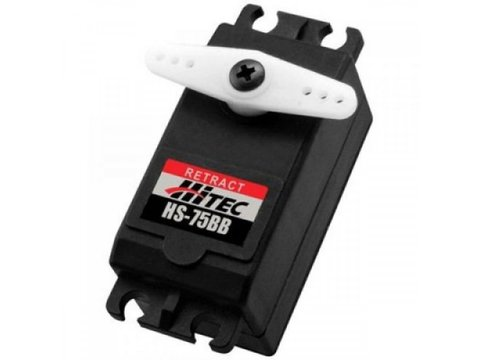 HS-75BB Slim Retract Servo
