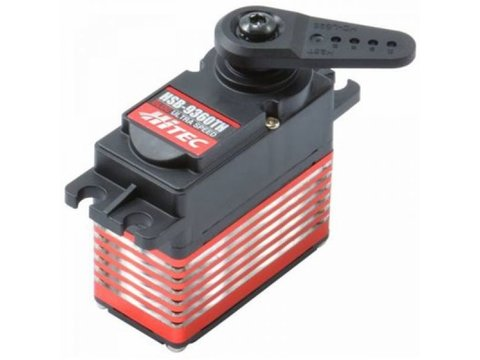 HSB-9360TH High Speed Brushless Servo