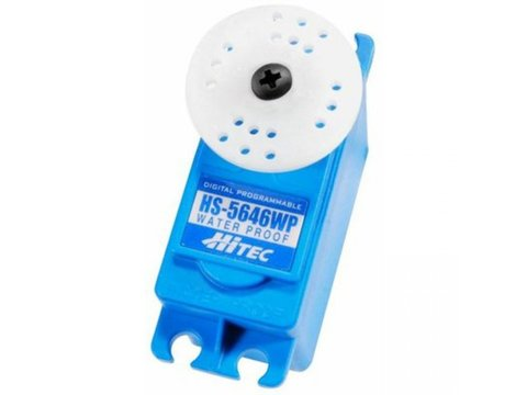 Hitec HS-5646WP Waterproof, High Torque Digital Servo