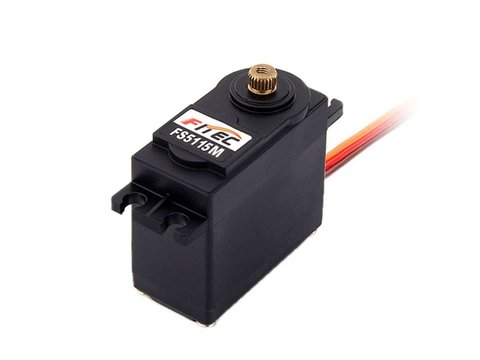 FS5115M Analog Metal Gear Servo