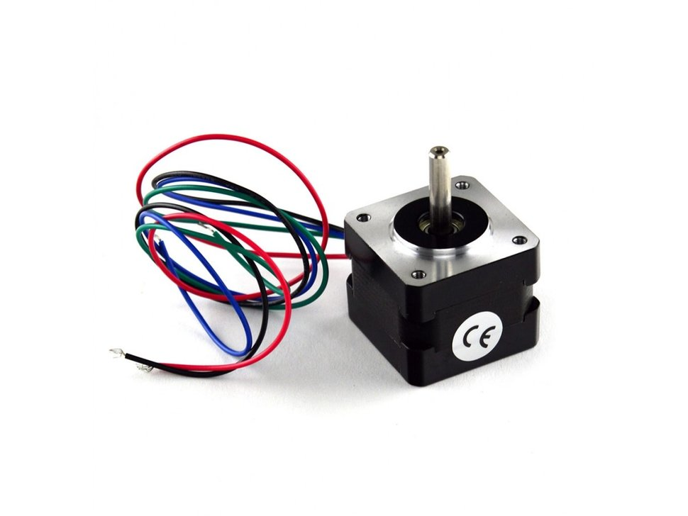 10V, 0 5A, 13oz-in Bipolar Stepper Motor