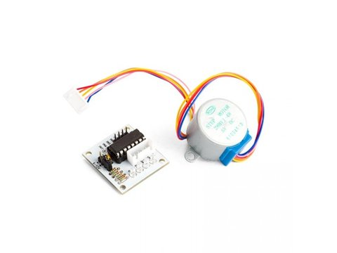 5V DC Stepper Motor with ULN2003 Driver Board
