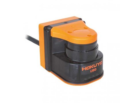 Hokuyo UBG-05LN Scanning Laser Obstacle Detection Sensor