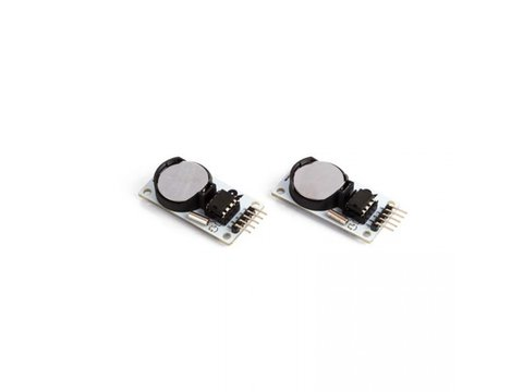 Real Time Clock RTC DS1302 w/ CR2032 Battery (2pk)