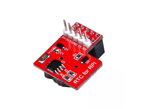 I2C RTC Module DS1307 for Raspberry Pi