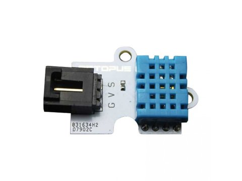 Octopus Temperature And Humidity Sensor Brick