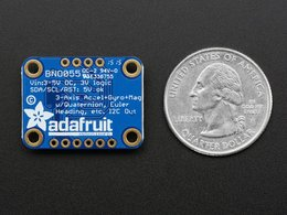 Adafruit 9 dof absolute orientation bno055 number 3